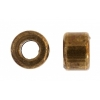 Metal Bead Washer 6X4x3mm Antique Brass